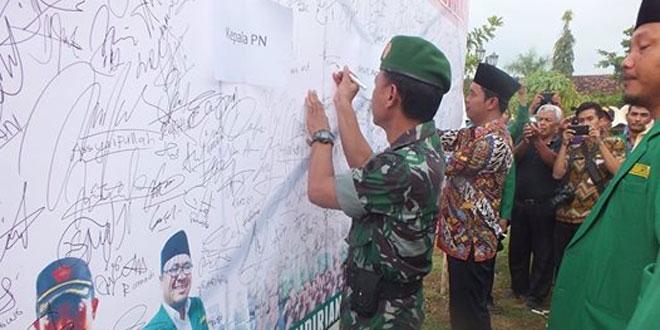 Kabupaten Rembang KomitmenTangkal Radikalisme