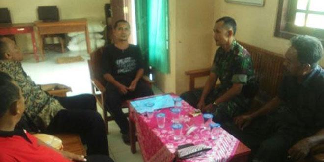 TNI Bantu Warga Sarang Sukseskan Pajale
