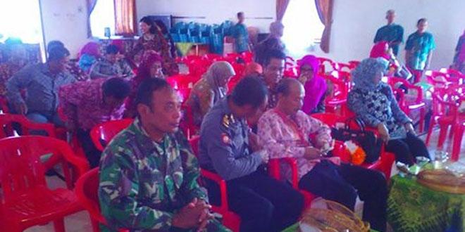 Batituud Koramil 07/Sleman Hadiri Penilaian Sekolah Sehat Tingkat Kabupaten