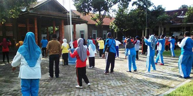 Bangun Sinrgitas TNI dan Rakyat Melalui Olahraga