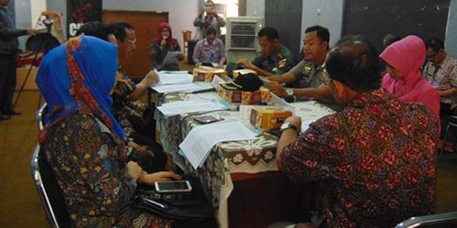 Kodim Rembang Sosialisasikan Tugas Dan Fungsinya Lewat Radio Citra Bahari