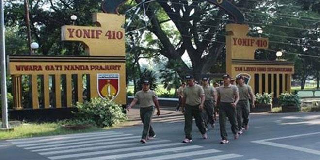 80 Tentara Alugoro Dukung Pelaksanaan TMMD Reg 97