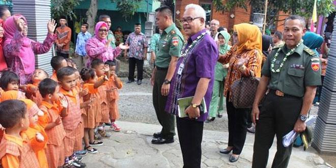 Lomba TMKK Tk Provinsi Jawa Tengah Tahun 2016 Kodim 0721/Blora