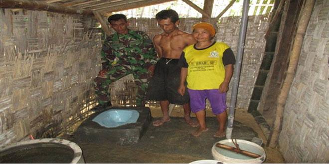 Wujudkan Masyarakat Rembang Sehat Dan Bersih Melalui Program Jambanisasi