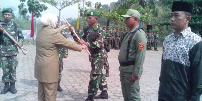 Wakil Bupati Sleman Buka TMMD Sengkuyung Tahap II 2016