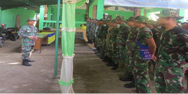 Komandan SSK Beri Arahan Satgas TMMD