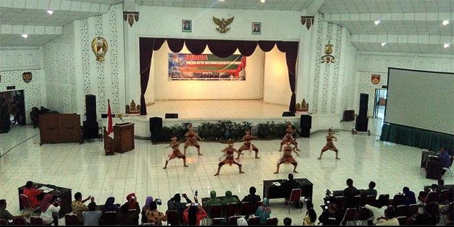 Kemeriahan Komsos Kreatif Tingkat Kodam IV/Diponegoro