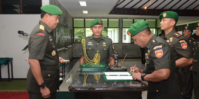 Kolonel Inf Dwi Endro Sasongko, S.Sos Menjabat Kapendam IV/Diponegoro