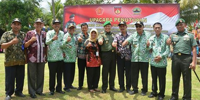 Gayung Bersambut, TNI-Rakyat Makin Kuat