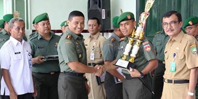 HUT TNI Ke-71, Kodim 0721/Blora Gelar Kegiatan Bhakti Sosial