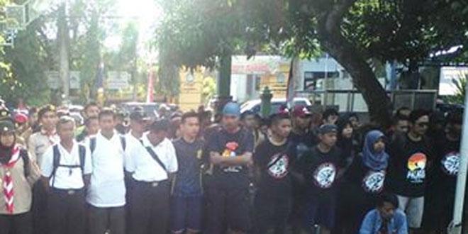 Jaga Kelestarian Alam TNI Pelopori Penghijauan