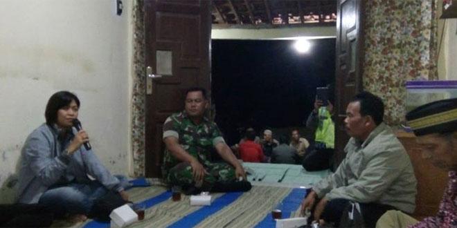 Babinsa Koramil 10/Berbah Rutin Hadiri Pertemuan Pembinaan Kamtibmas