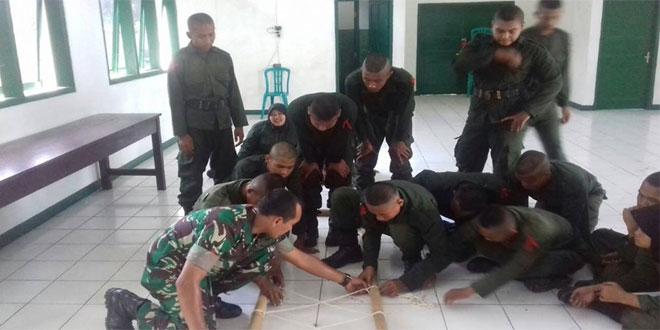 Kegiatan Pembekalan ke UTP Kota Surakarta Kodim 0735/Surakarta