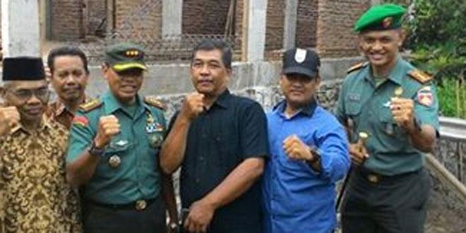 Danrem 071/WK Pegang Teguh Netralitas TNI