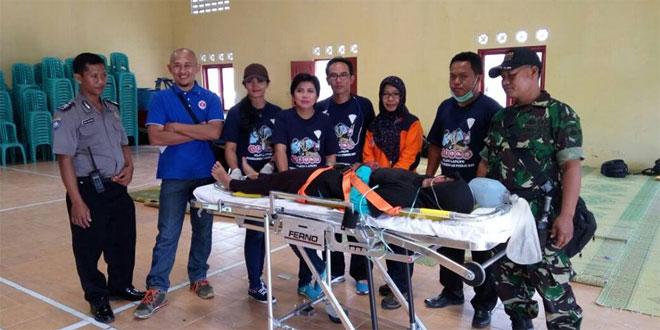 Babinsa dan Babinkamtibmas Desa Kepuharjo Ikut Sukseskan Giat Seminar PERSI