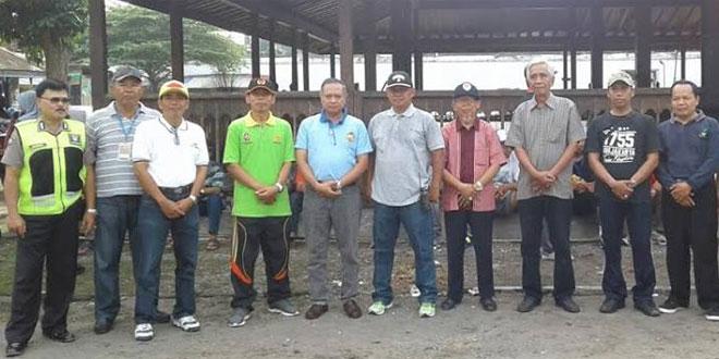 Danramil 11/Kraton Menghadiri Acara Deklarasi Gerakan Kampung Panca Tertib