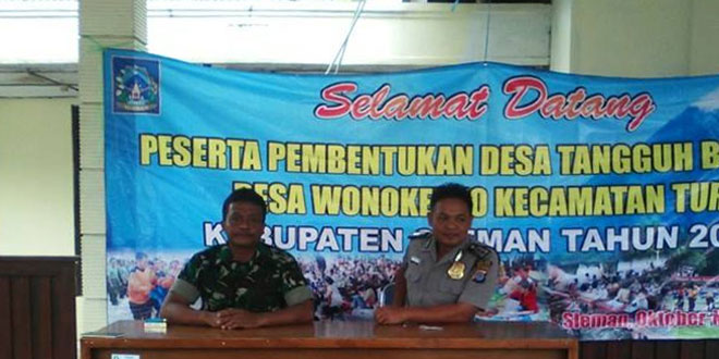 Serda Kuat Hadiri Rakor Pembentukan Destana Wilayah Binaan
