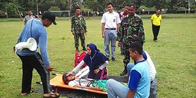 Gladi Kotor Demontrasi Sakawira Kartika pada Perkemahan Wirakarya