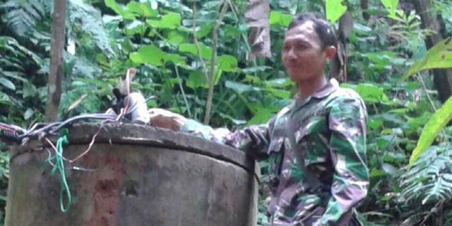 """""""Obsesi dan Inspirasi Babinsa yang Membangun Penampungan Air untuk Warga Desa Binaanya"""""""