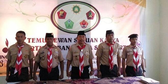 Temu Satuan Karya Kota Surakarta oleh Kodim 0735/Surakarta