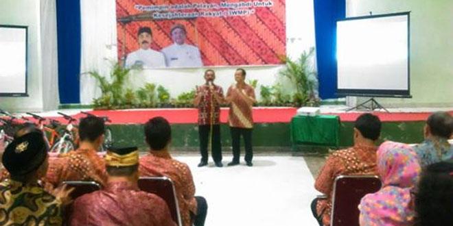 Sonjo Wargo Walikota dan Wakil Walikota Surakarta