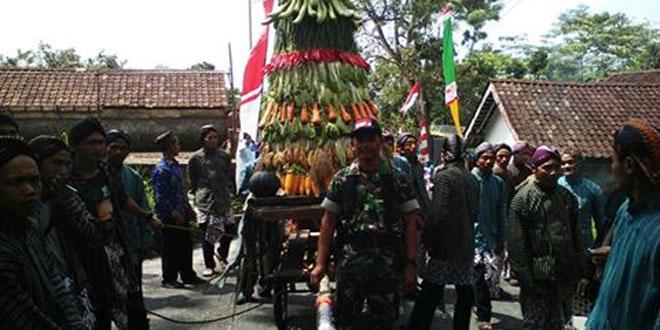 Merti Dusun (Saparan) Wujud Syukur dan Gotong Royong