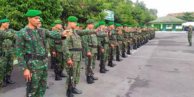 Minggu Militer Sebagai Sarana Peningkatan Profesionalisme Prajurit