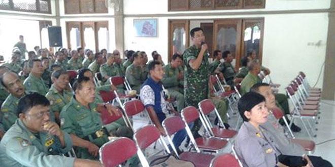 Peran Wasbang dan Bela Negara Sebagai Modal Dasar Anggota Linmas untuk Membantu Menjaga Keutuhan Wilayah NKRI