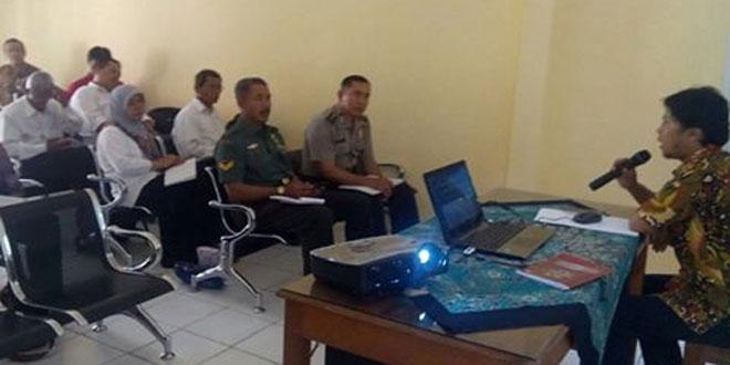 Babinsa Koramil 02/Pabelan Menghadiri Sosialisasi Kesehatan di Wilayah Binaannya