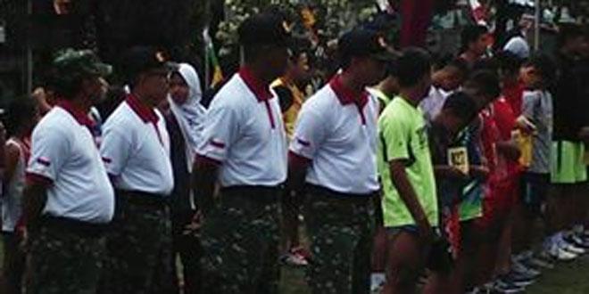"""Danramil 03/Parakan Mengahdiri Pembukaan Pordes Parakan Kauman """"Dengan Olah Raga Kita Tingkatkan Sportifitas"""""""