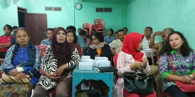 Rapat Pembentukan Panitia TMMD Sengkuyung Tahap 2 Tahun 2017 Kelurahan Joyontakan
