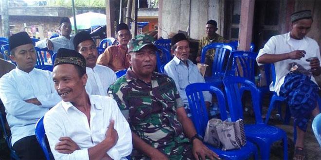 Pengajian Silaturohmi Jamaah Thorigoh Syadziliyah di Kecamatan Jambu