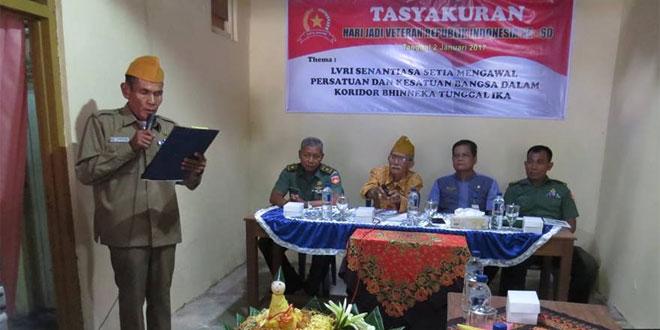 Tasyakuran Hari Ulang Tahun LVRI Kabupaten Grobogan
