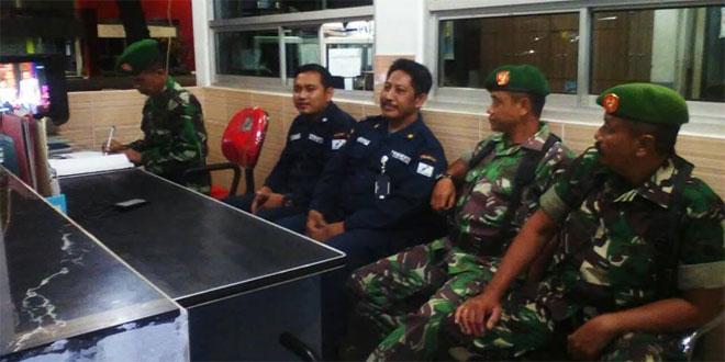 Menjaga Kondusifitas Wilayah, Personil Siaga Kodim 0703/Cilacap Lakukan Patroli