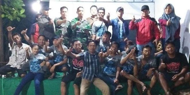 Babinsa Koramil 08/Lendah Laksanakan Pembinaan Karang Taruna