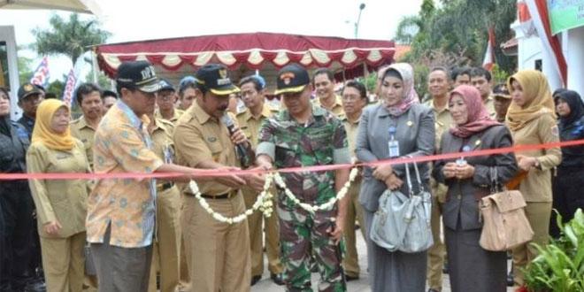 Dandim 0713/Brebes Hadiri Pentas Seni Budaya dan Bazar Dalam Peringatan Hari Jadi Ke-339 Kabupaten Brebes