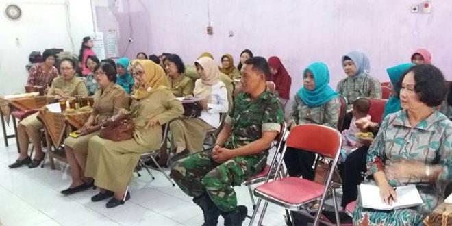 Babinsa Tipes Menghadiri Rapat FKPPKB