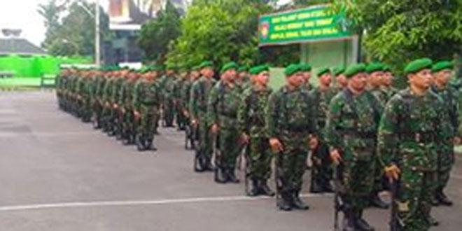 Dengan Minggu Militer Sebagai Upaya Meningkatkan Kedisiplinan Prajurit