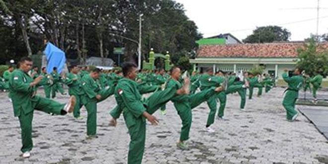Kodim 0717/Purwodadi Melaksanakan BDM Yongmoodo