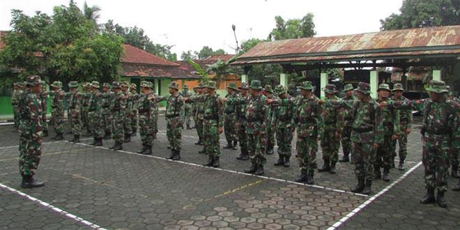 Kodim Batang Laksanakan Minggu Militer