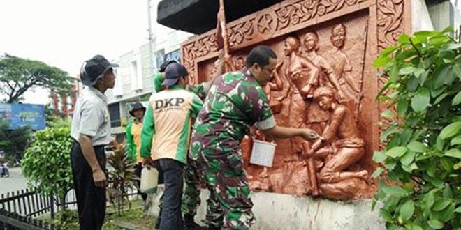 Pemeliharaan Monumen Juang Sebagai Sarana Mempertahankan Semangat Nasionalisme