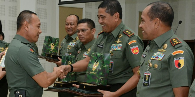 """Kodam IV/Diponegoro Raih Juara III """"Nusantara Bersatu"""""""