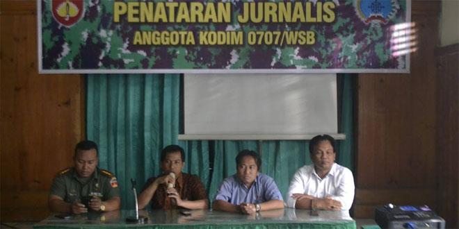 TNI HARUS BISA ILMU JURNALIS