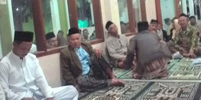 Kegiatan Mujahadah Qubro Di Wilayah Koramil 02/Pabelan Kodim 0714/Salatiga.
