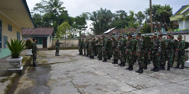 UTP SEBAGAI BENTUK KESIAPAN ANGGOTA TNI