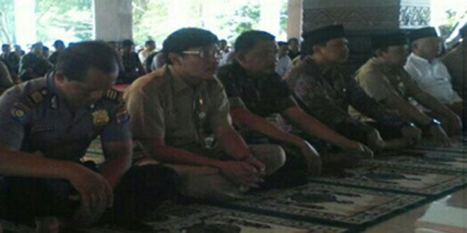 Pengajian Rutin TNI, Polri, PNS, BUMN dan BUMD Kab Bantul