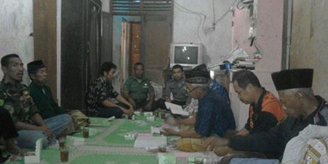 Babinsa Tridadi Koramil 05/Sleman Sebagai Nara Sumber di Kelompok Tani Binaannya
