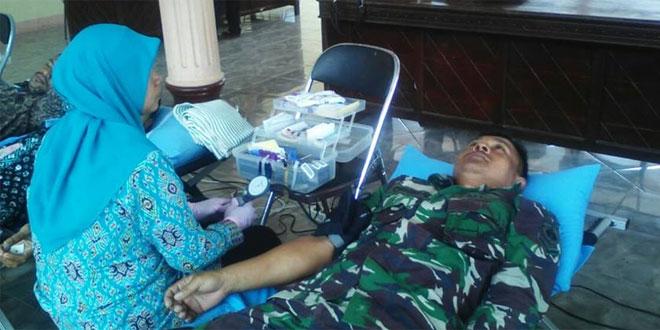 Dengan Mendonorkan Darah Salah Satu Bentuk Kepedulian Kepada Sesama