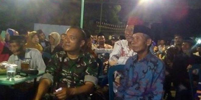 Babinsa Selomartani Koramil 08/Kalasan Ikut Nguri Nguri Kabudayan Jawi
