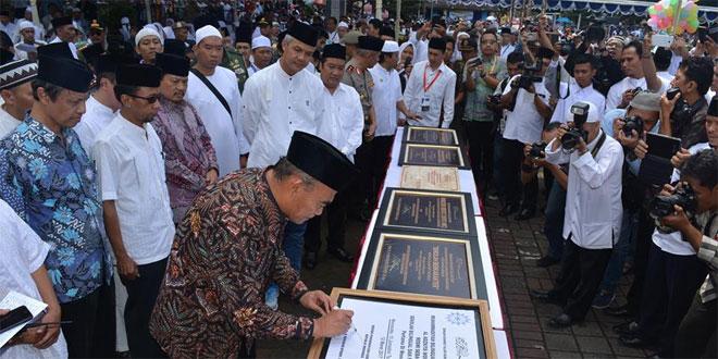 Jawa Tengah Bersholawat